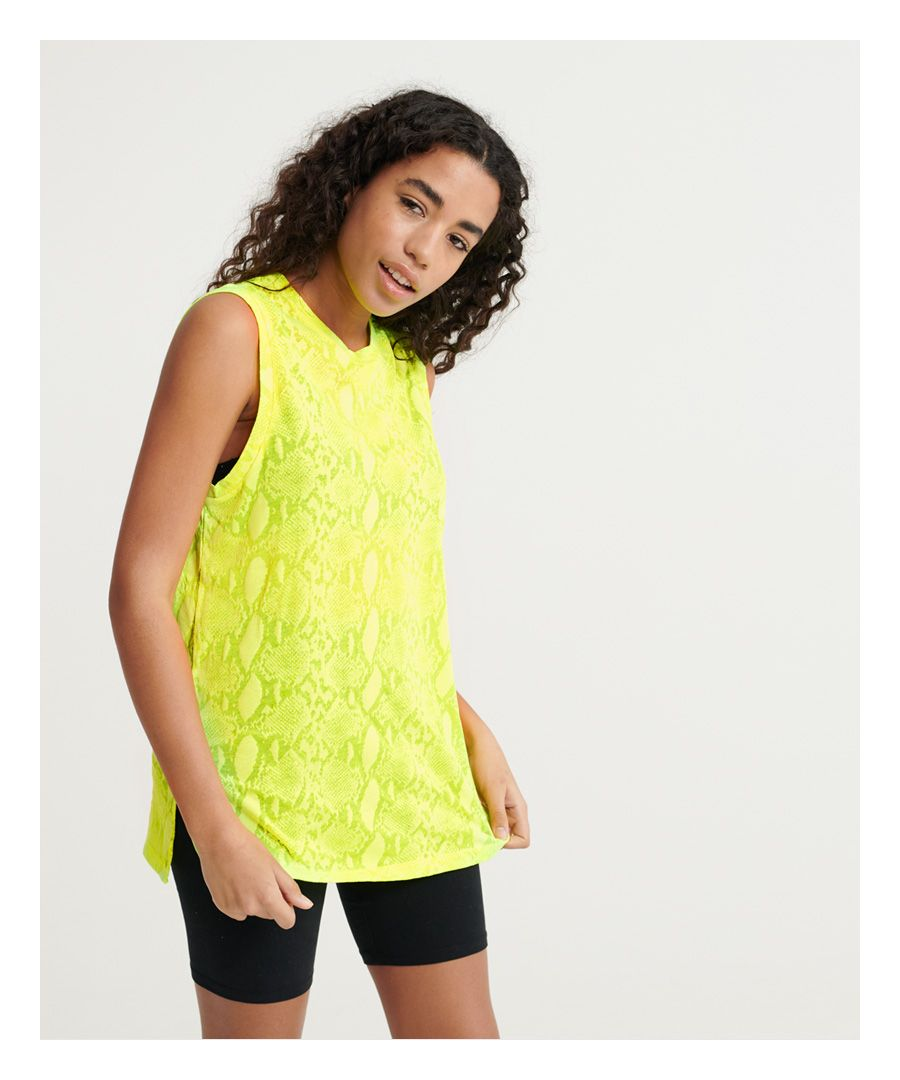 Image for Superdry Urban Burnout Vest Top