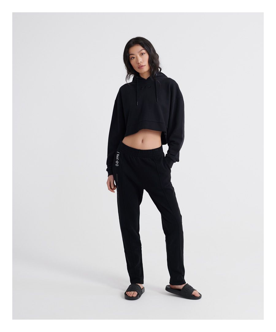 Image for Superdry Coded Loopback Joggers