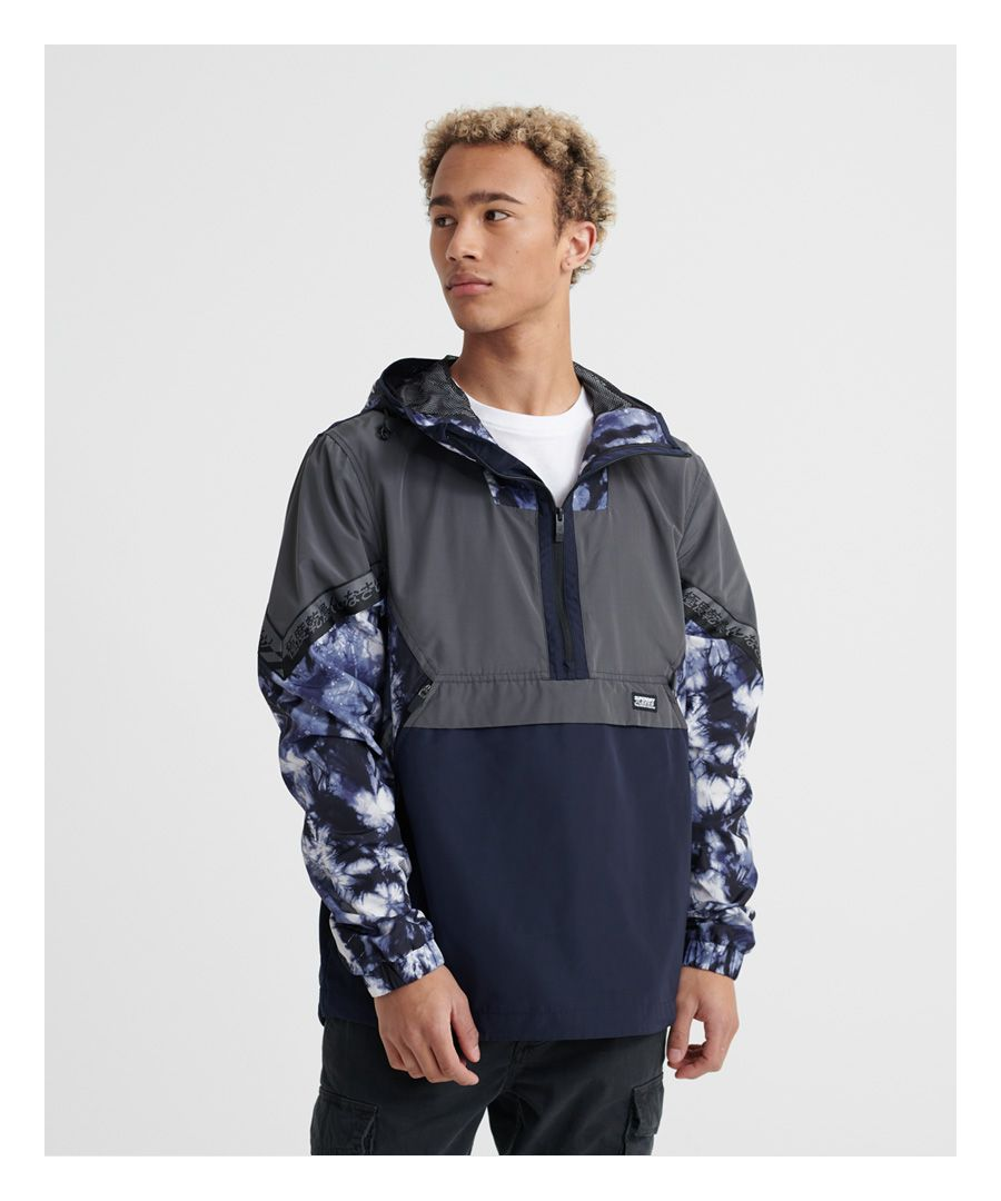 Image for Superdry Jared Overhead Cagoule Jacket