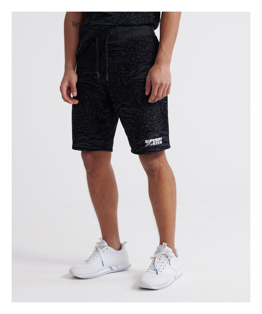 Image for Superdry Camo Air Shorts