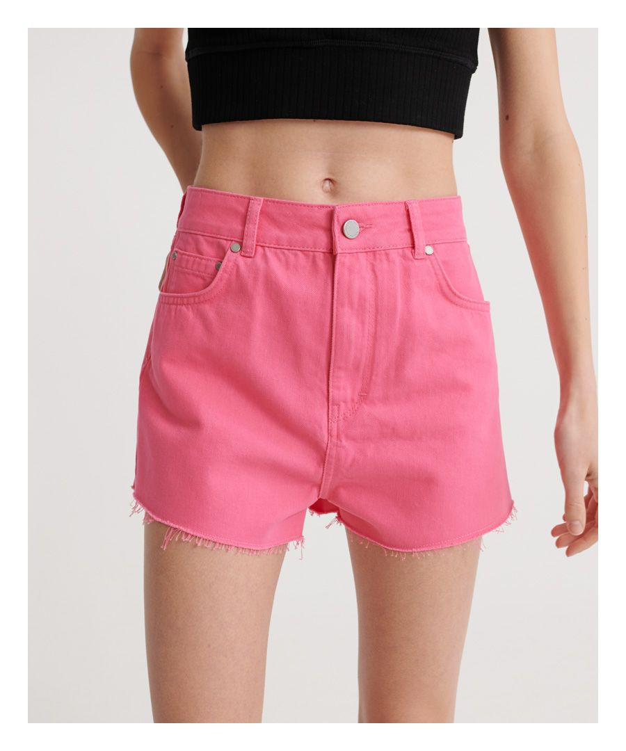 Image for Superdry Ruby Cut Off Shorts