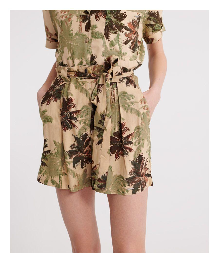 Image for Superdry Desert Stripe Shorts