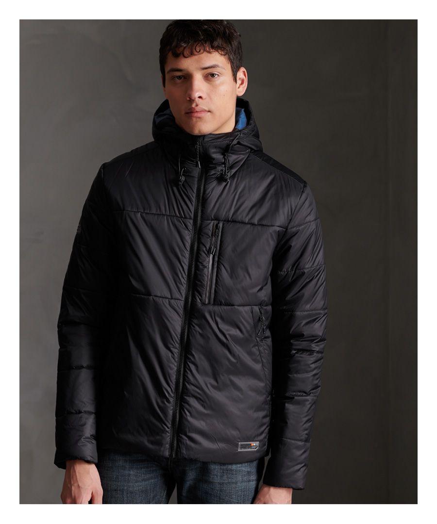 Image for Superdry Packaway Hoodie Jacket