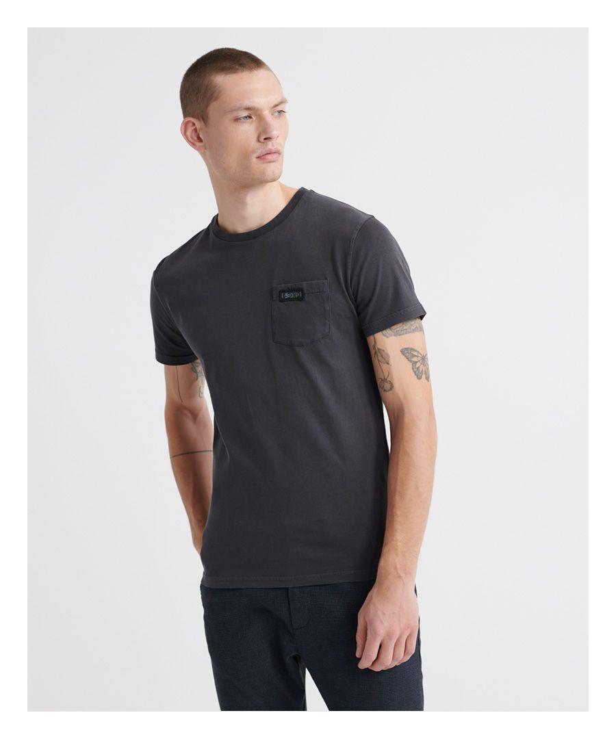 Image for Superdry Goods Pocket T-Shirt