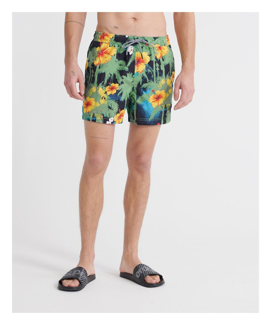 Image for Superdry 5s Beach Volley Swim Shorts