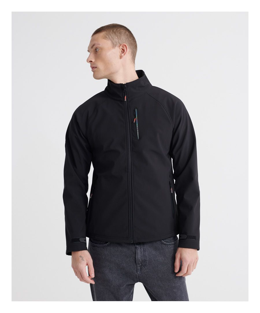 Image for Superdry Stretch Softshell Jacket
