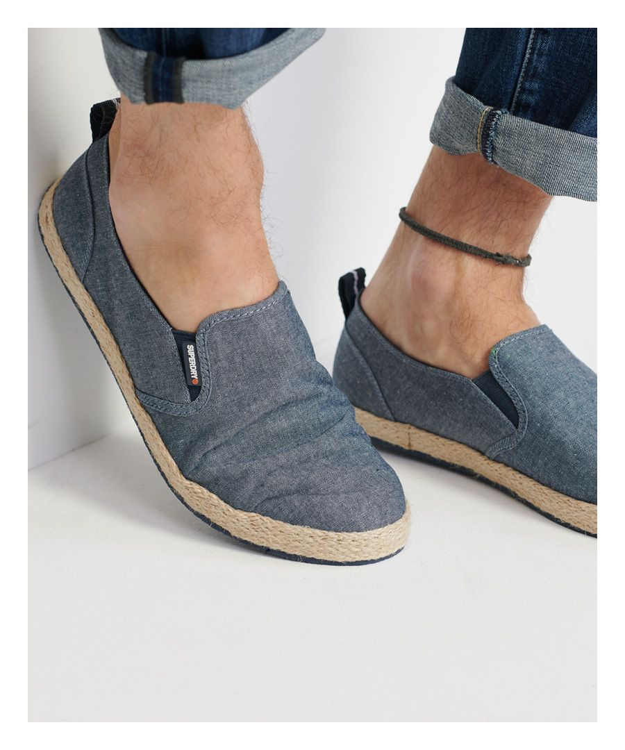 Image for Superdry Hybrid Slip On Classic Espadrilles