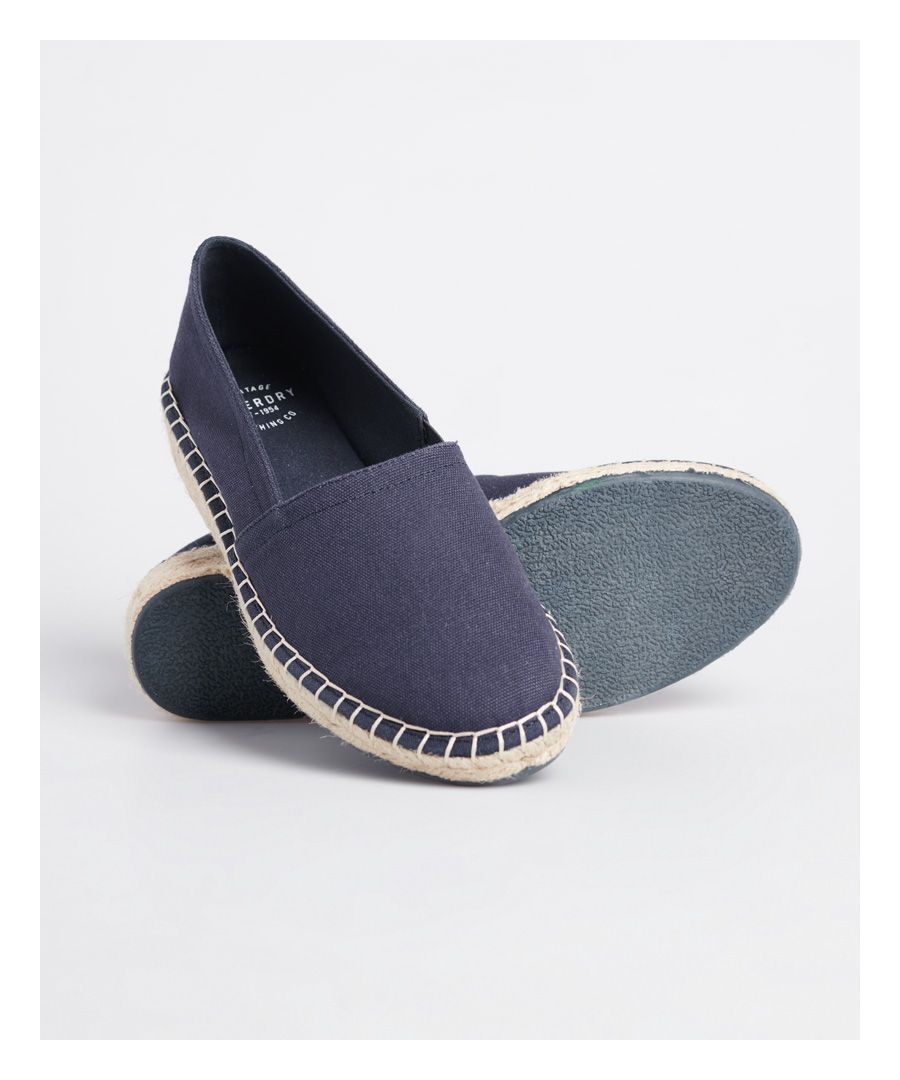 Image for Superdry Classic Wedge Espadrilles