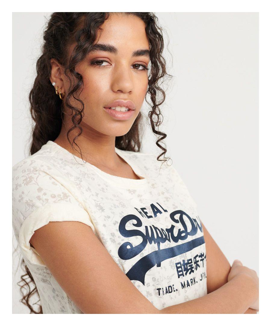 Image for Superdry Burnout AOP T-shirt