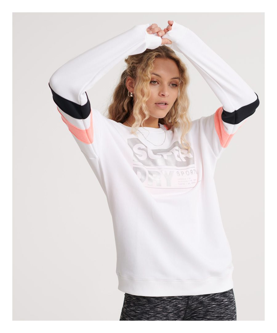 Image for Superdry Streetsport Crew Sweatshirt