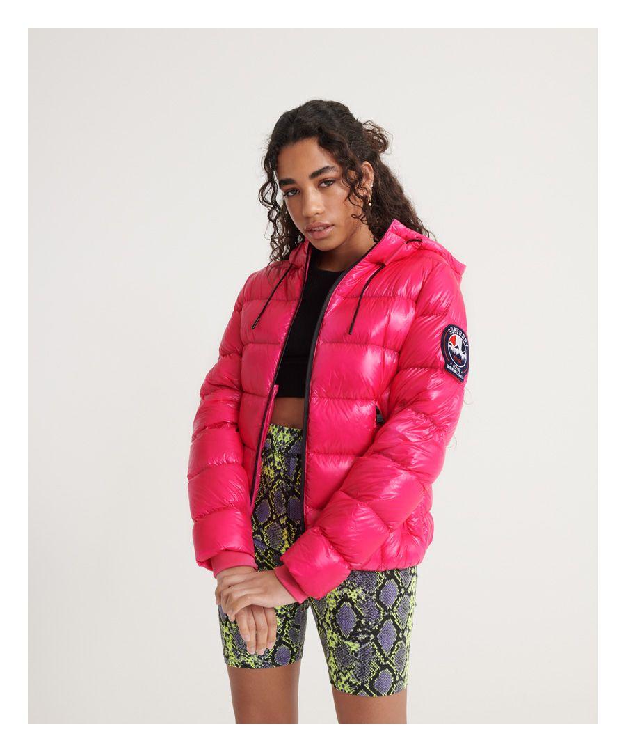 Image for Superdry Premium Down Lightweight Jacket