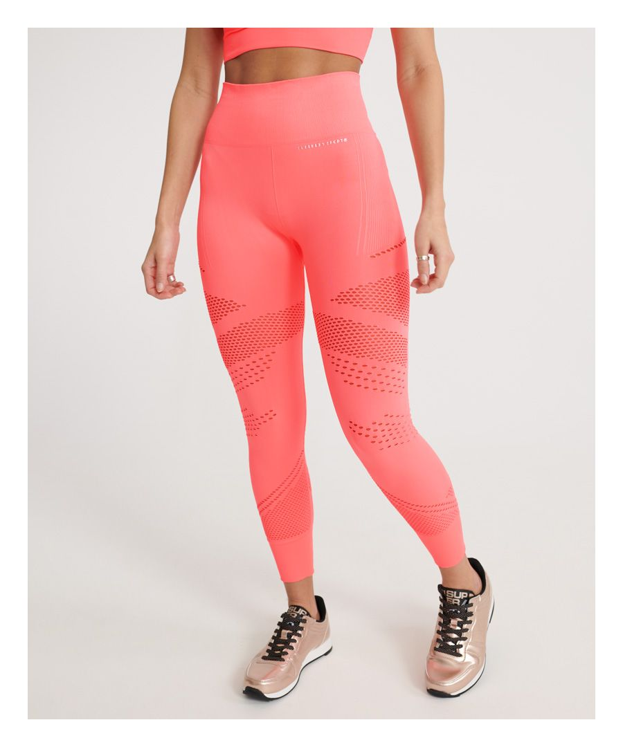 Image for Superdry Training Contour Leggings
