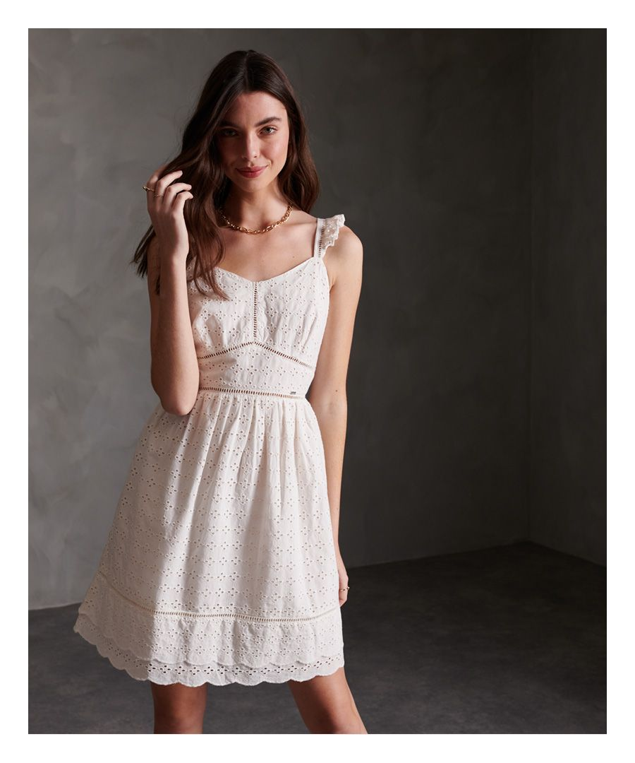 Image for Superdry Gia Cami Dress