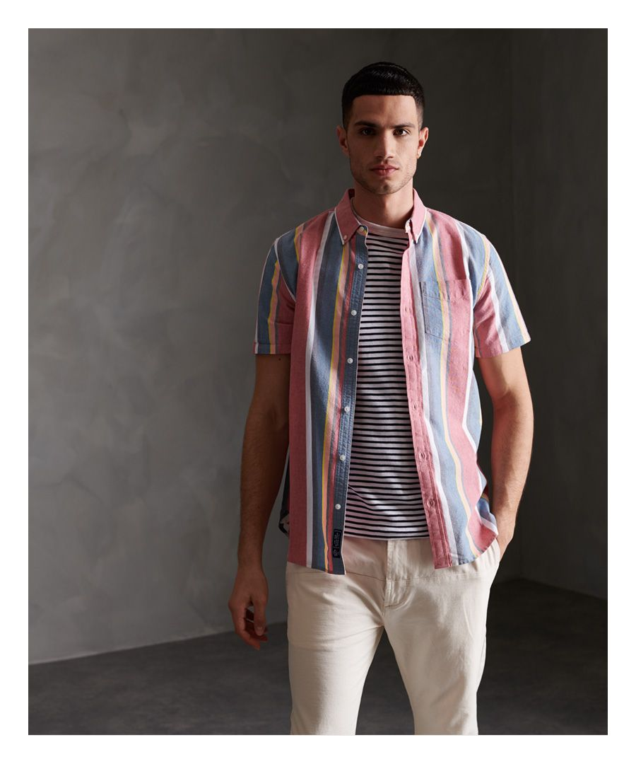 Image for Superdry East Coast Oxford Shirt