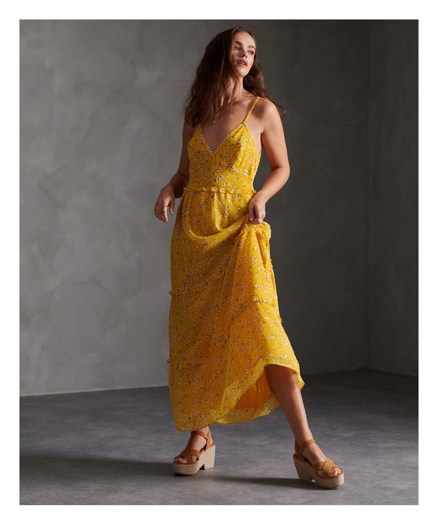 Image for Superdry Margaux Maxi Dress