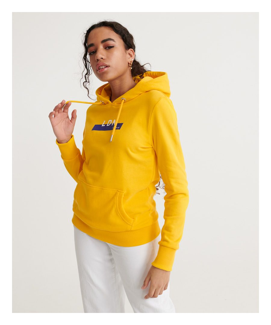 Image for Superdry City Block Loopback Hoodie