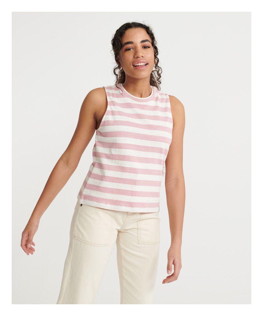 Image for Superdry Summer Stripe Vest
