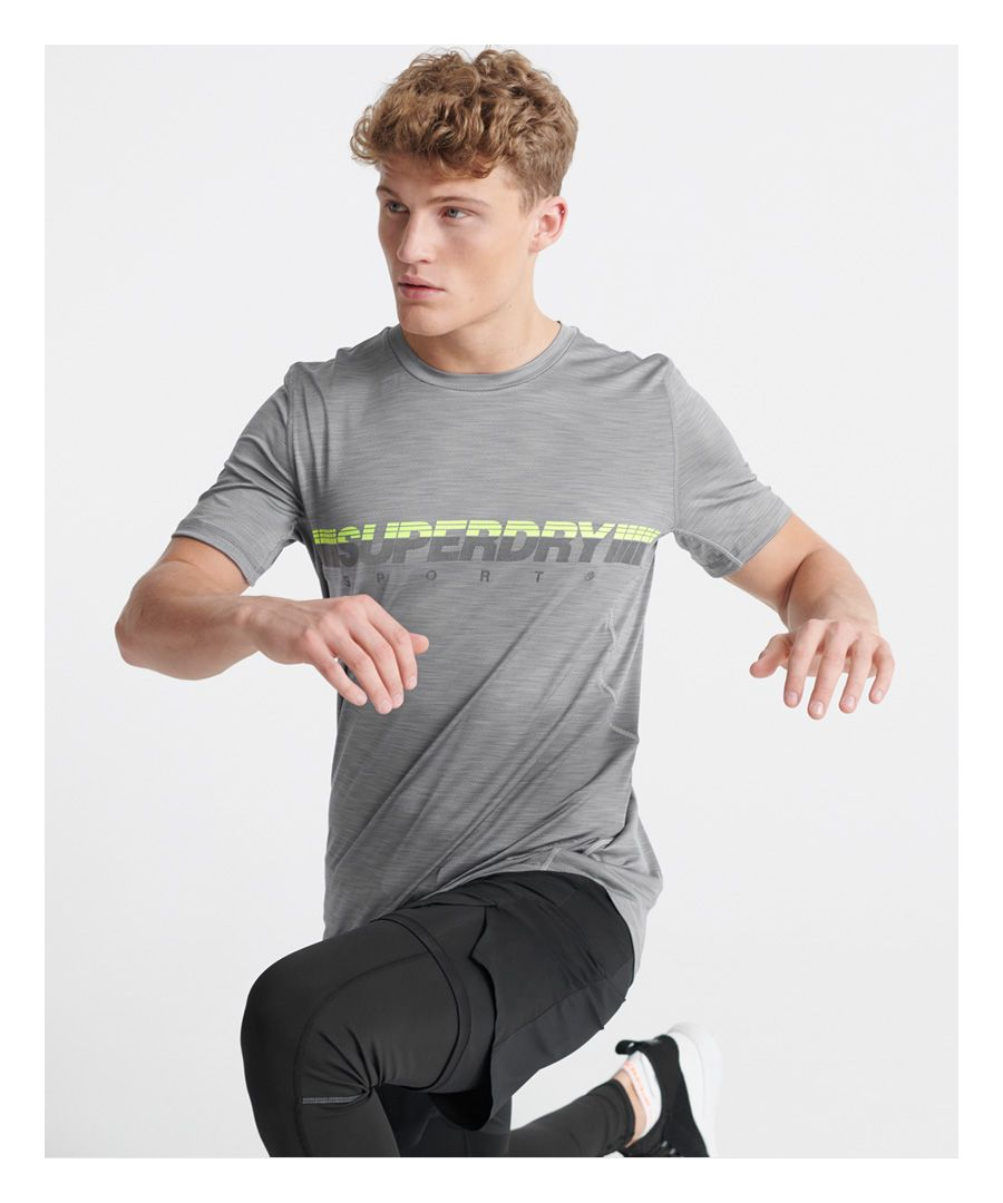 Image for Superdry Training Lightweight T-Shirt