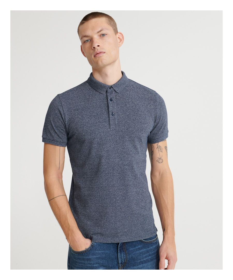 Image for Superdry City Short Sleeved Polo Shirt