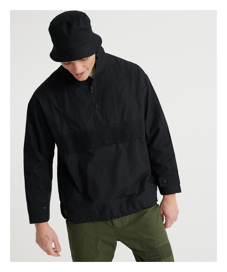 Image for Superdry Utility Overhead Jacket