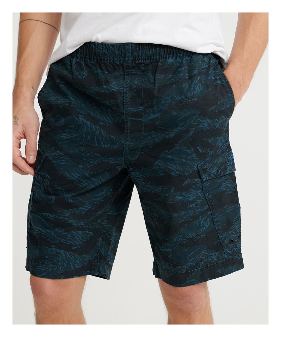 Image for Superdry Worldwide Cargo Shorts
