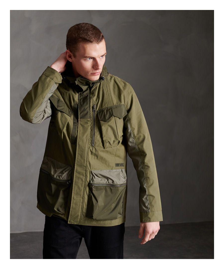 Image for Superdry Dress Code Pocket Jacket