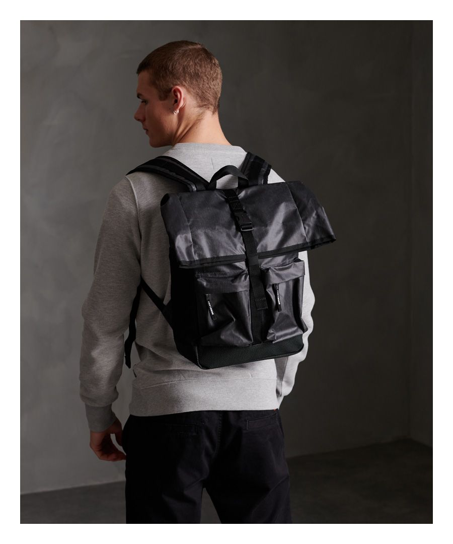 Image for Superdry Roll Top Tarp Backpack