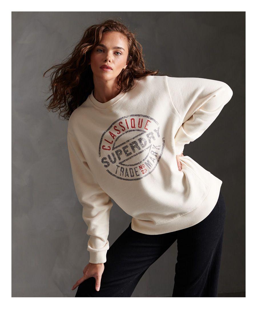 Image for Superdry Workwear Crew Sweatshirt