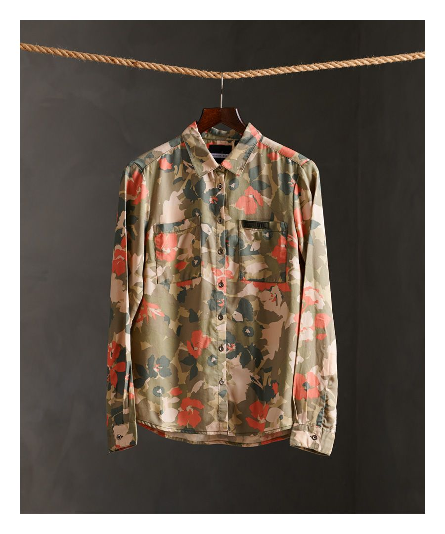 Image for Superdry Delta Military Shirt
