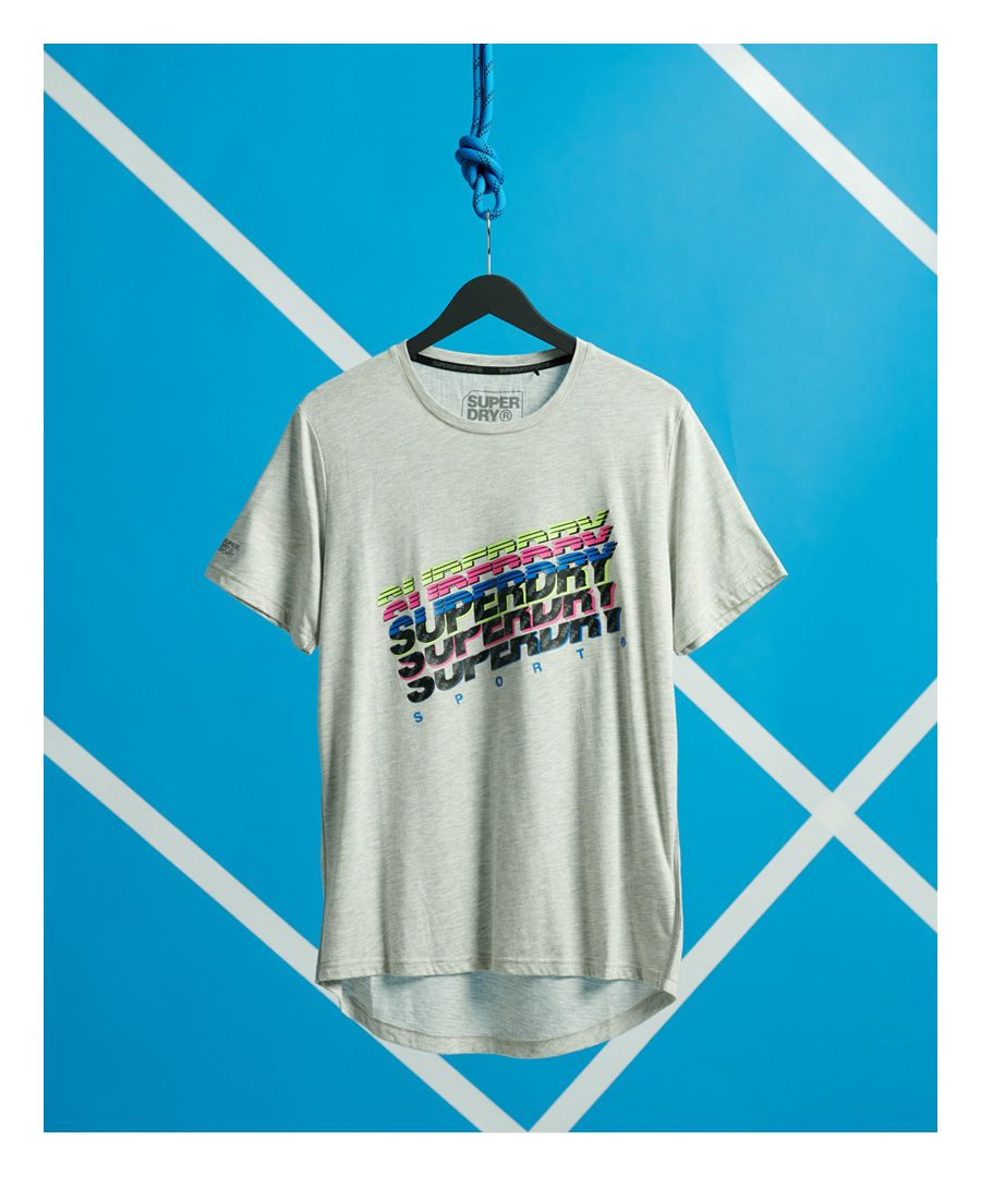 Image for Superdry Training Graphic T-shirt