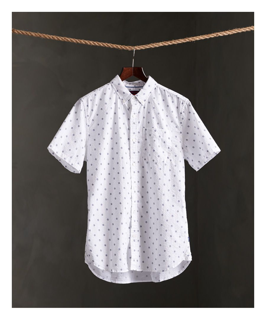 Image for Superdry Classic Seersucker Shirt