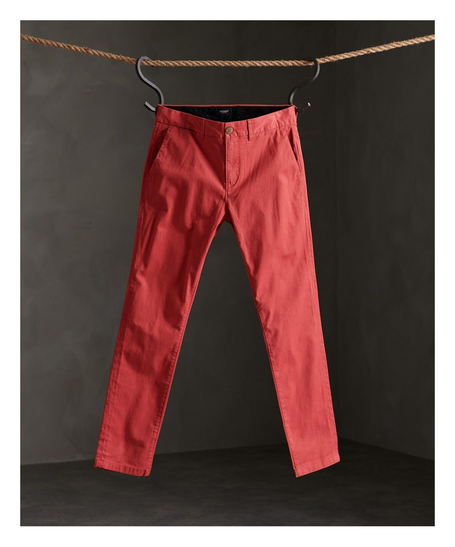 Image for Superdry Edit Chino Trousers