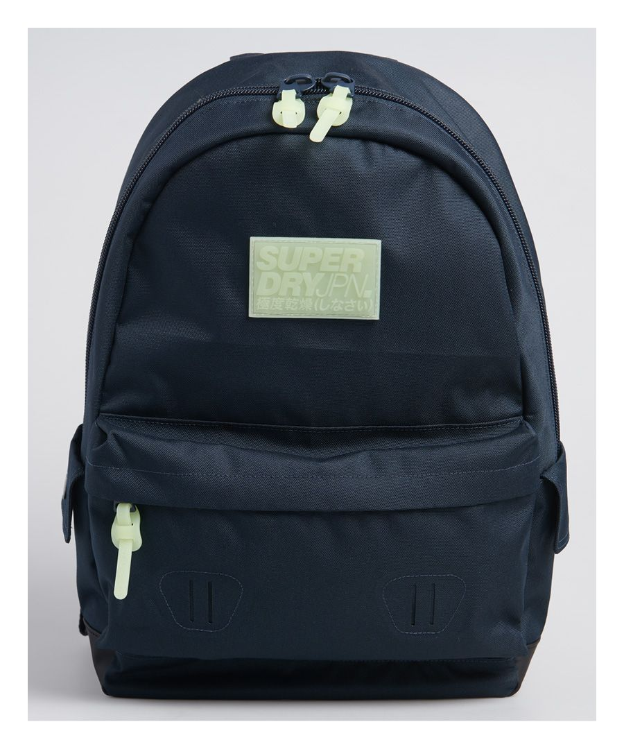 Image for Superdry Glow In The Dark Montana  Rucksack