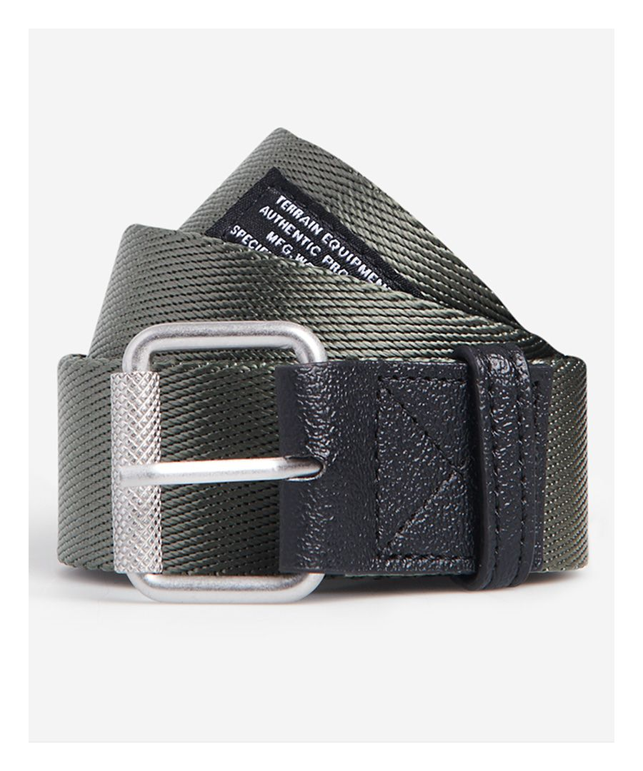 Image for Superdry Canvas Tactical Belt