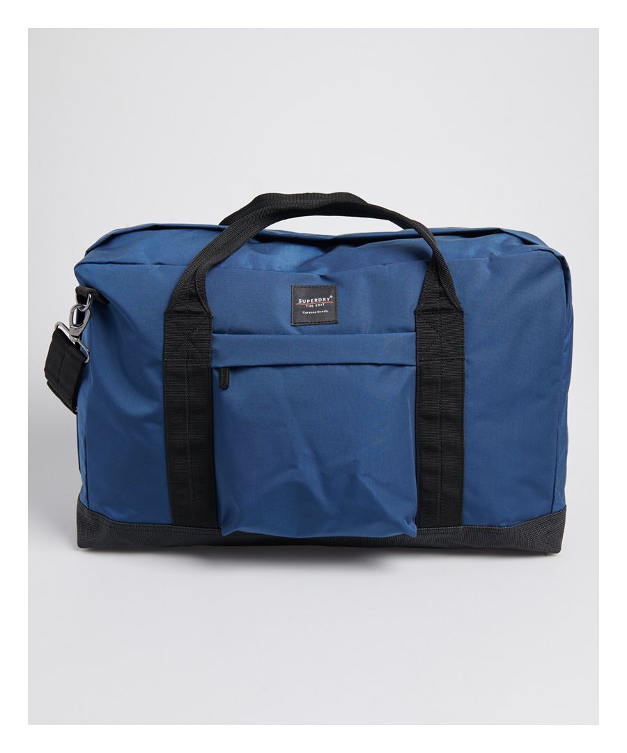 Image for Superdry Edit Weekender Bag