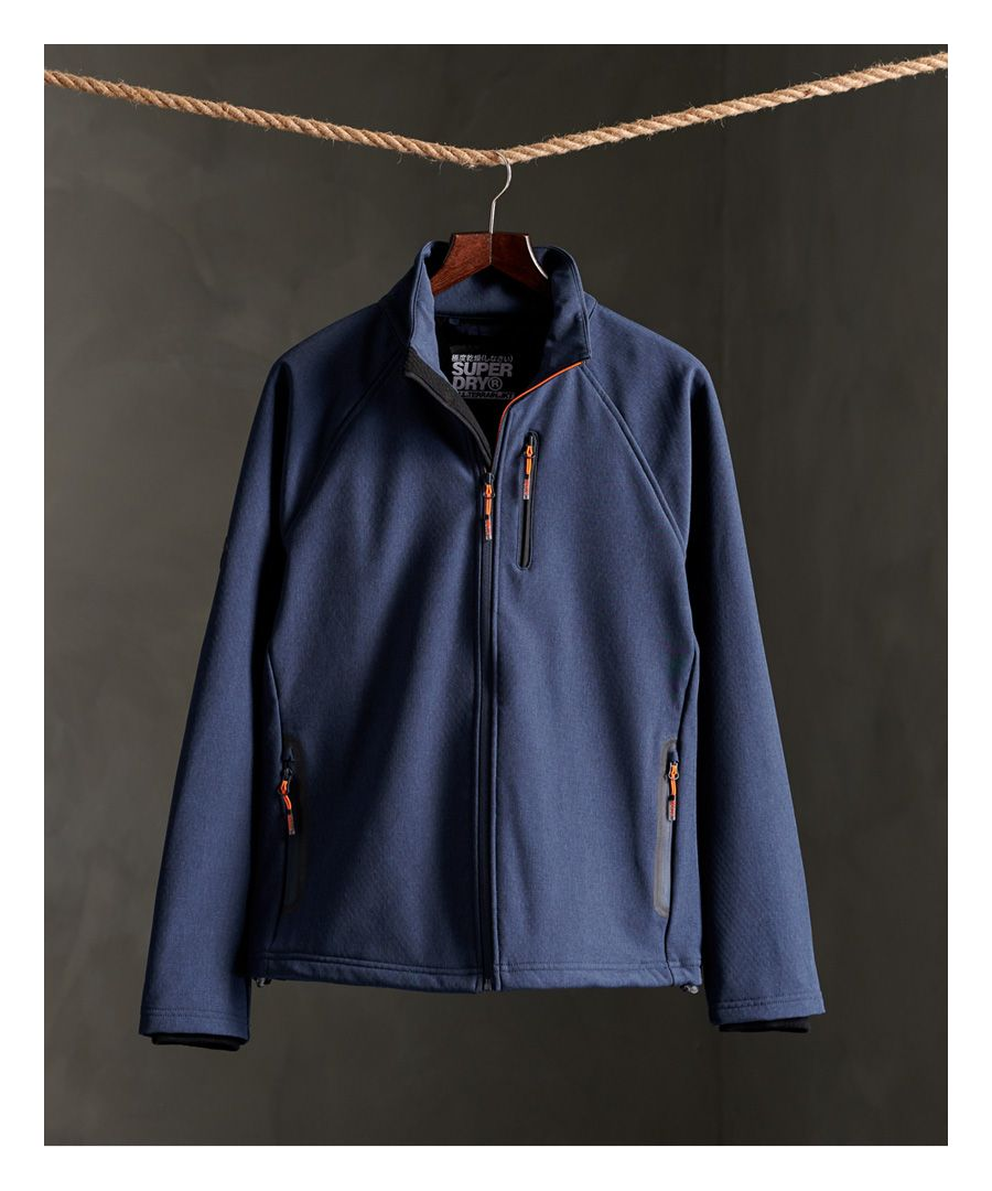 Image for Superdry Non Hooded Softshell Jacket
