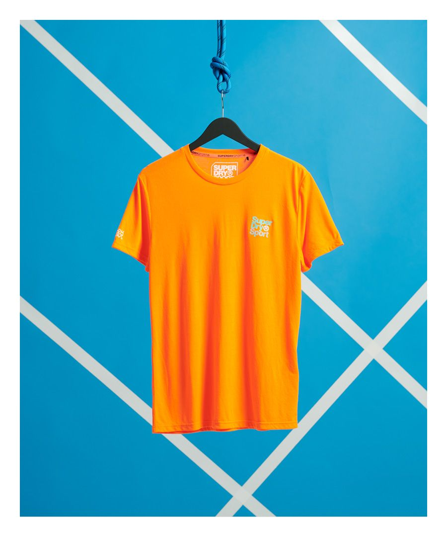 Image for Superdry Core Sport Small Logo T-Shirt