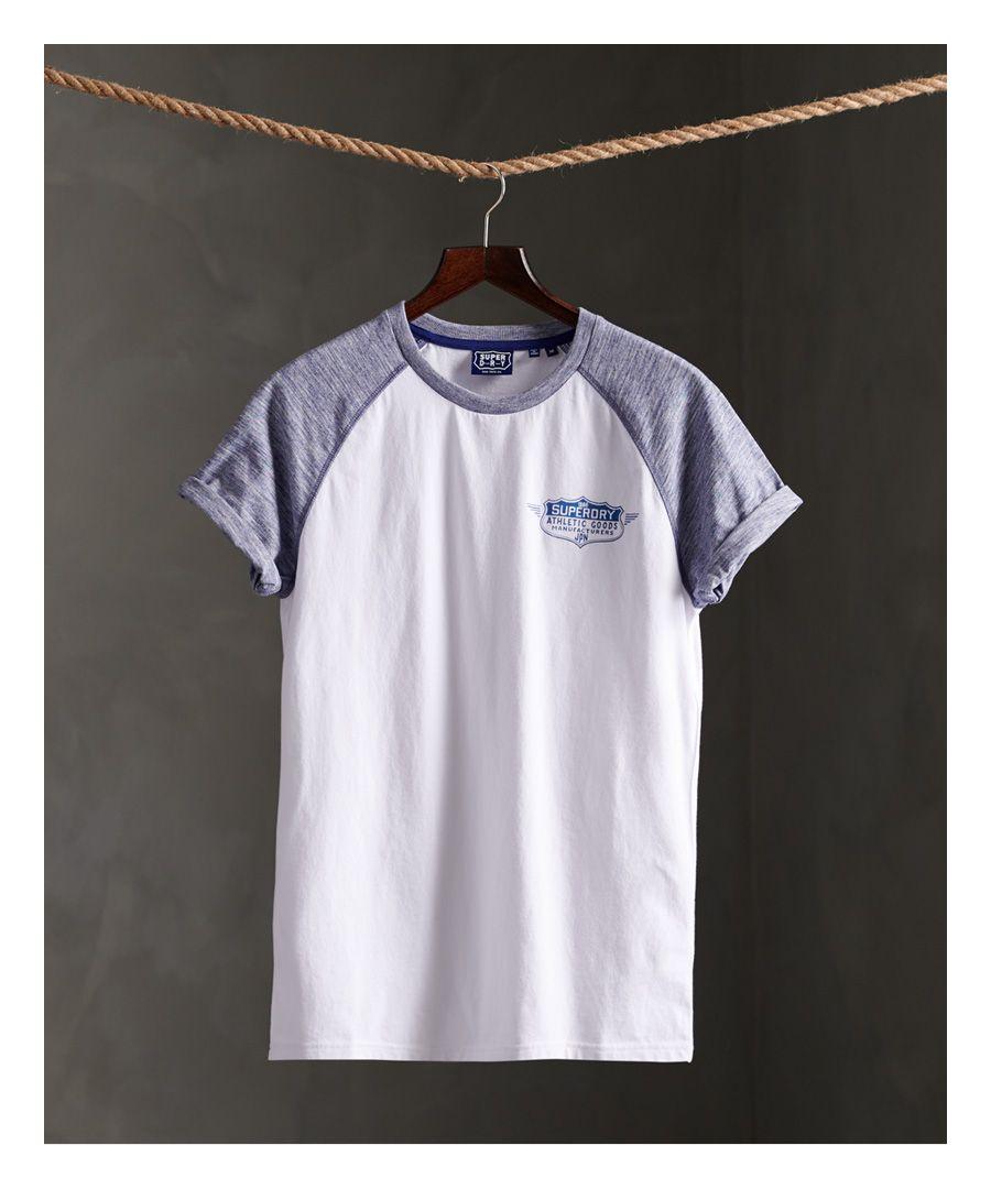 Image for Superdry Speedway Raglan T-Shirt