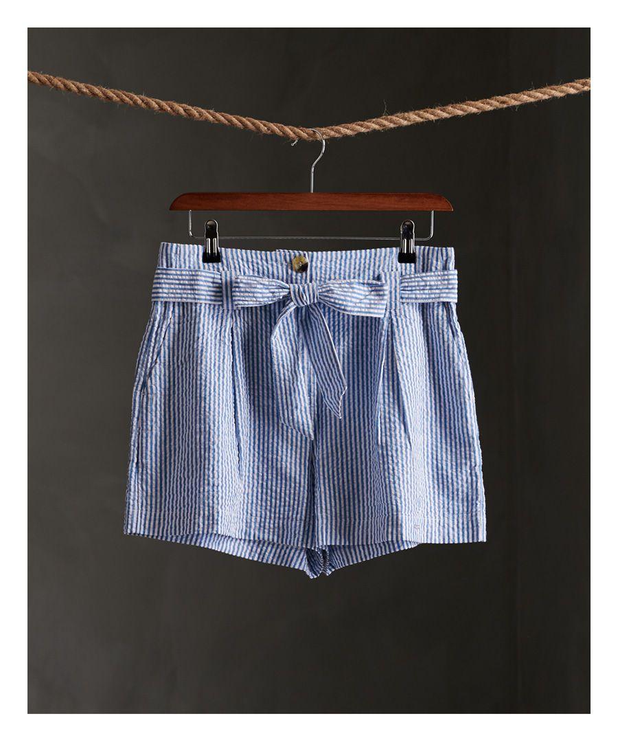 Image for Superdry Desert Paperbag Shorts