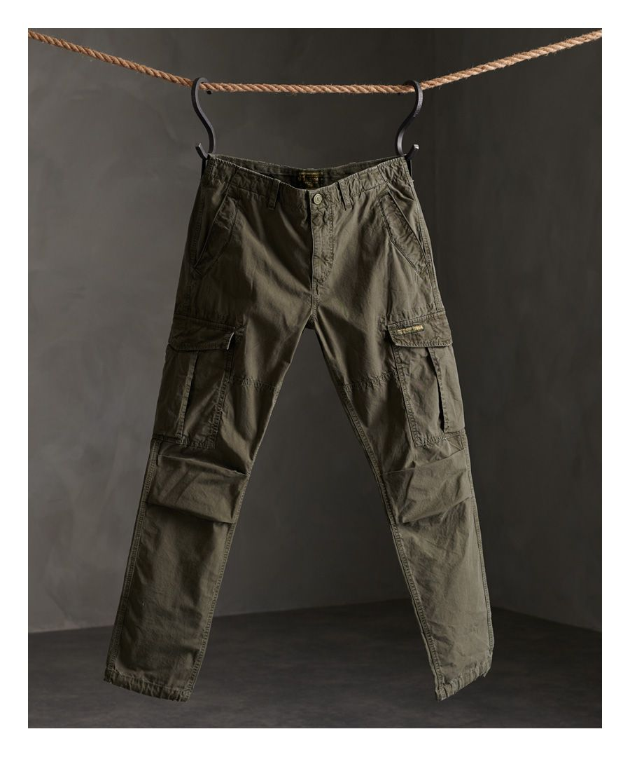 Image for Superdry Core Parachute Cargo Trousers