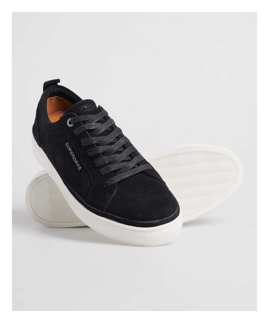 Image for Superdry Truman Premium Lace Up Trainers