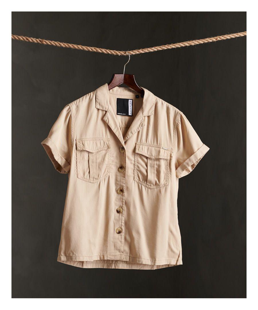 Image for Superdry Kala Military Shirt
