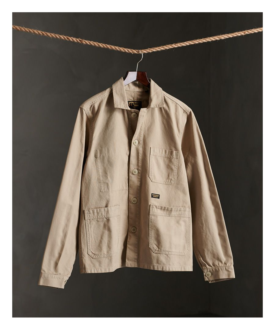 Image for Superdry Utility Worker Jacket