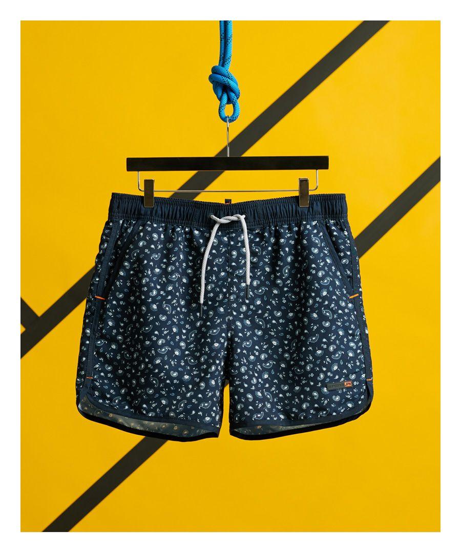 Image for Superdry Echo Racer Swim Shorts