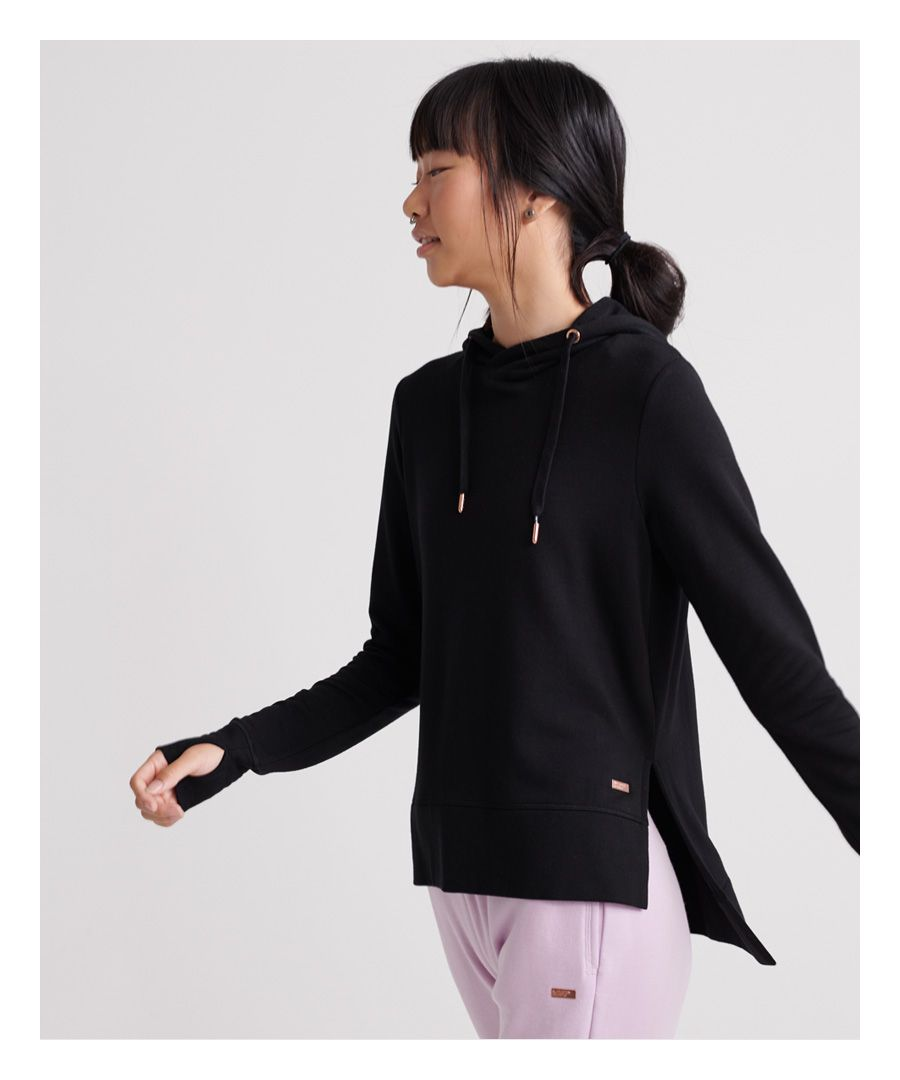 Image for Superdry Active Studio Luxe Hoodie