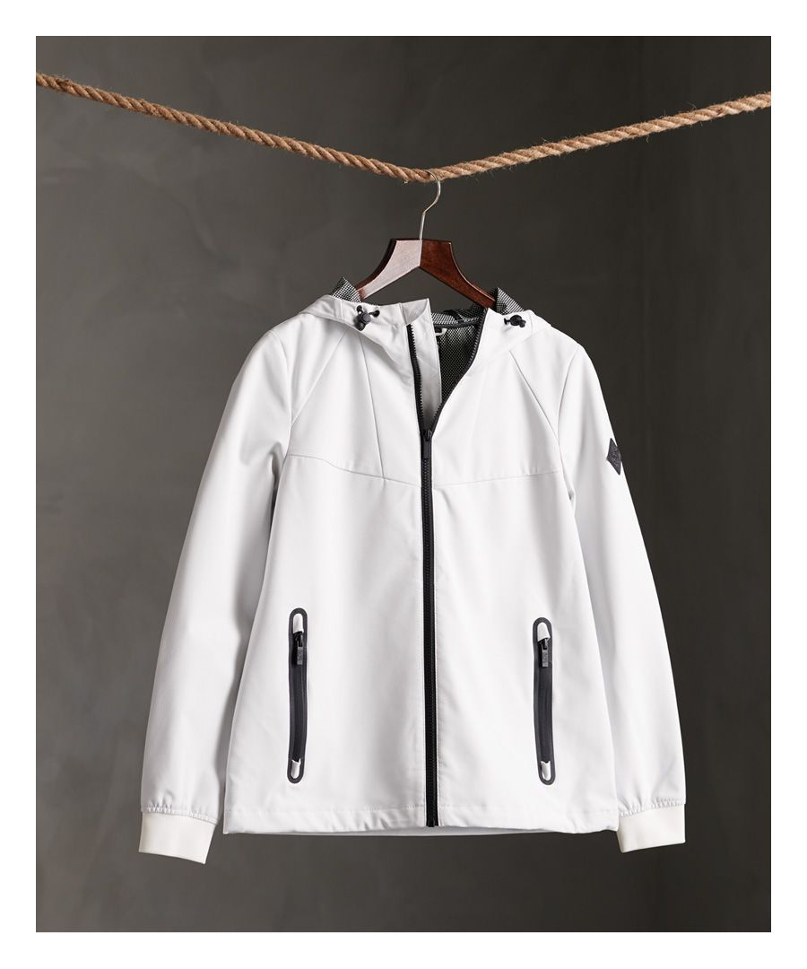 Image for Superdry Echo Beach Cagoule