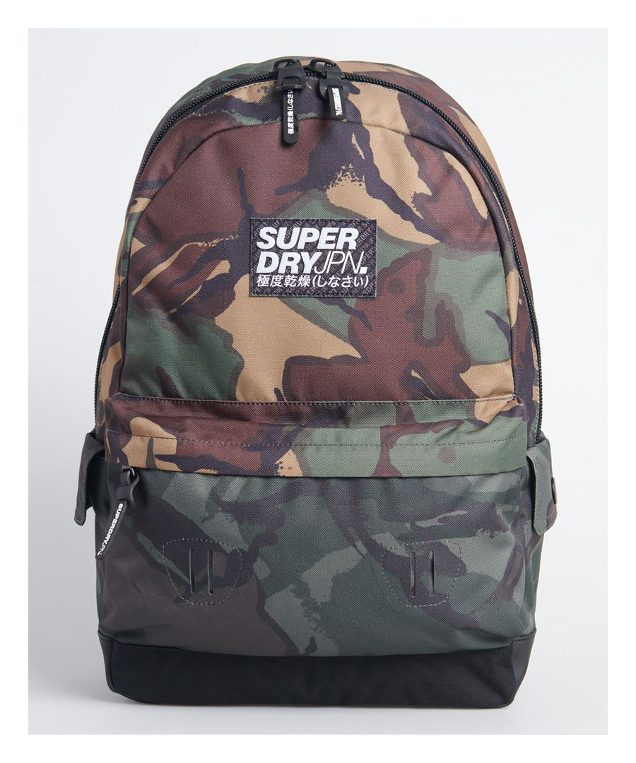 Image for Superdry Camo Montana Rucksack