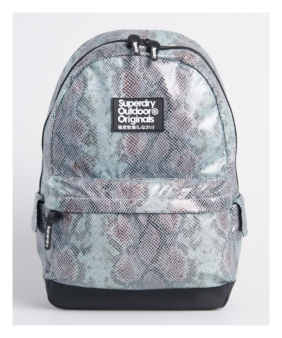 Image for Superdry Glitter Scale Montana Rucksack