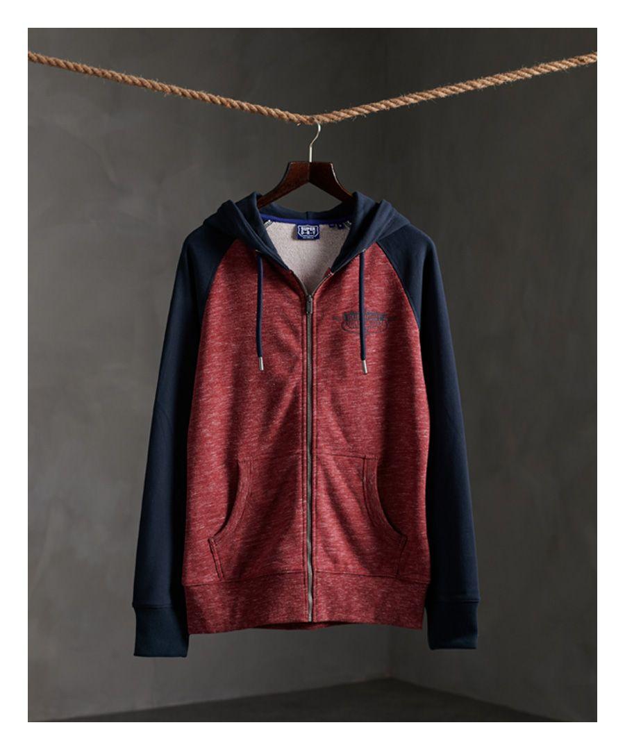 Image for Superdry Speedway Zip hoodie