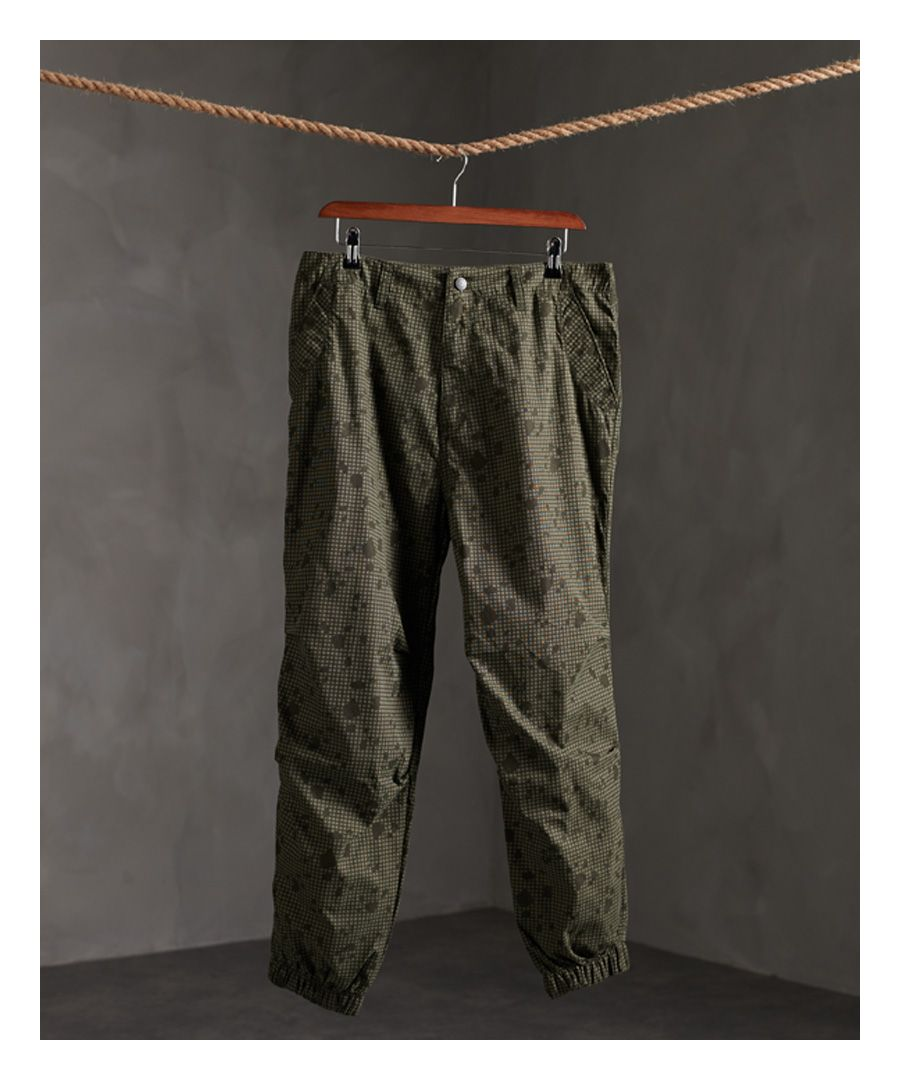 Image for Superdry Utility Parachute Grip Pants